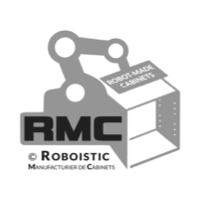 logo RMC noir blanc
